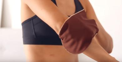 como aplicar el autobronceador casero